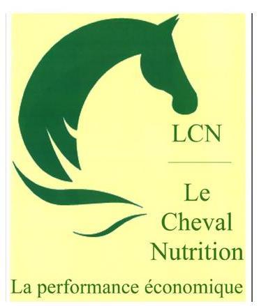 Logo Le cheval nutrition, un partenaire du Centre équestre Eckwersheim