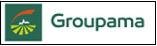 Logo Groupama, un partenaire du Centre équestre Eckwersheim