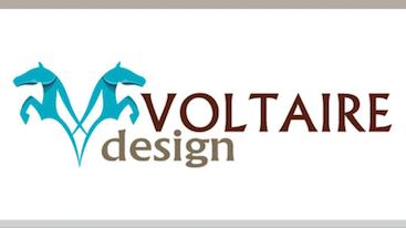 Logo Voltaire Design, un partenaire du Centre équestre Eckwersheim
