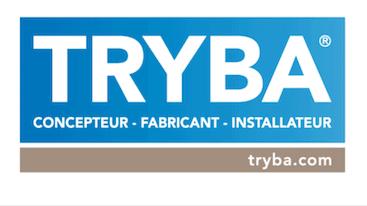 Logo Tryba, un partenaire du Centre équestre Eckwersheim